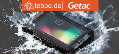getac Laptops von TET