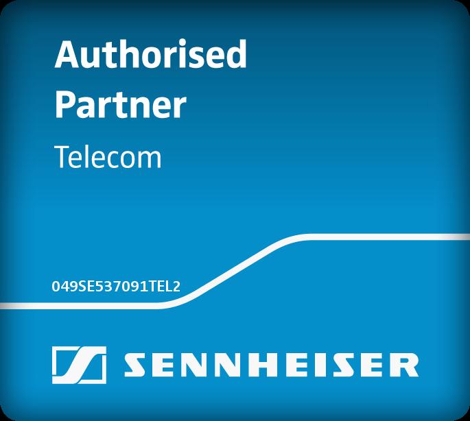 TET ist zertifizierter Sennheiser Partner